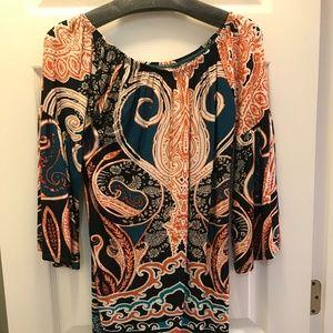 Long Sleeve OR Off the Shoulder Dress